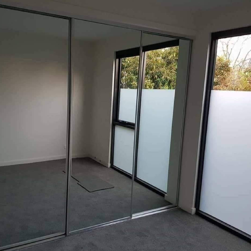 Install Sliding Wardrobe Door