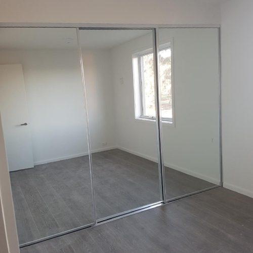 Install Sliding Wardrobe Door
