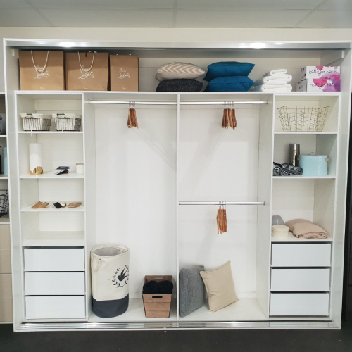 Wardrobe Internal Design